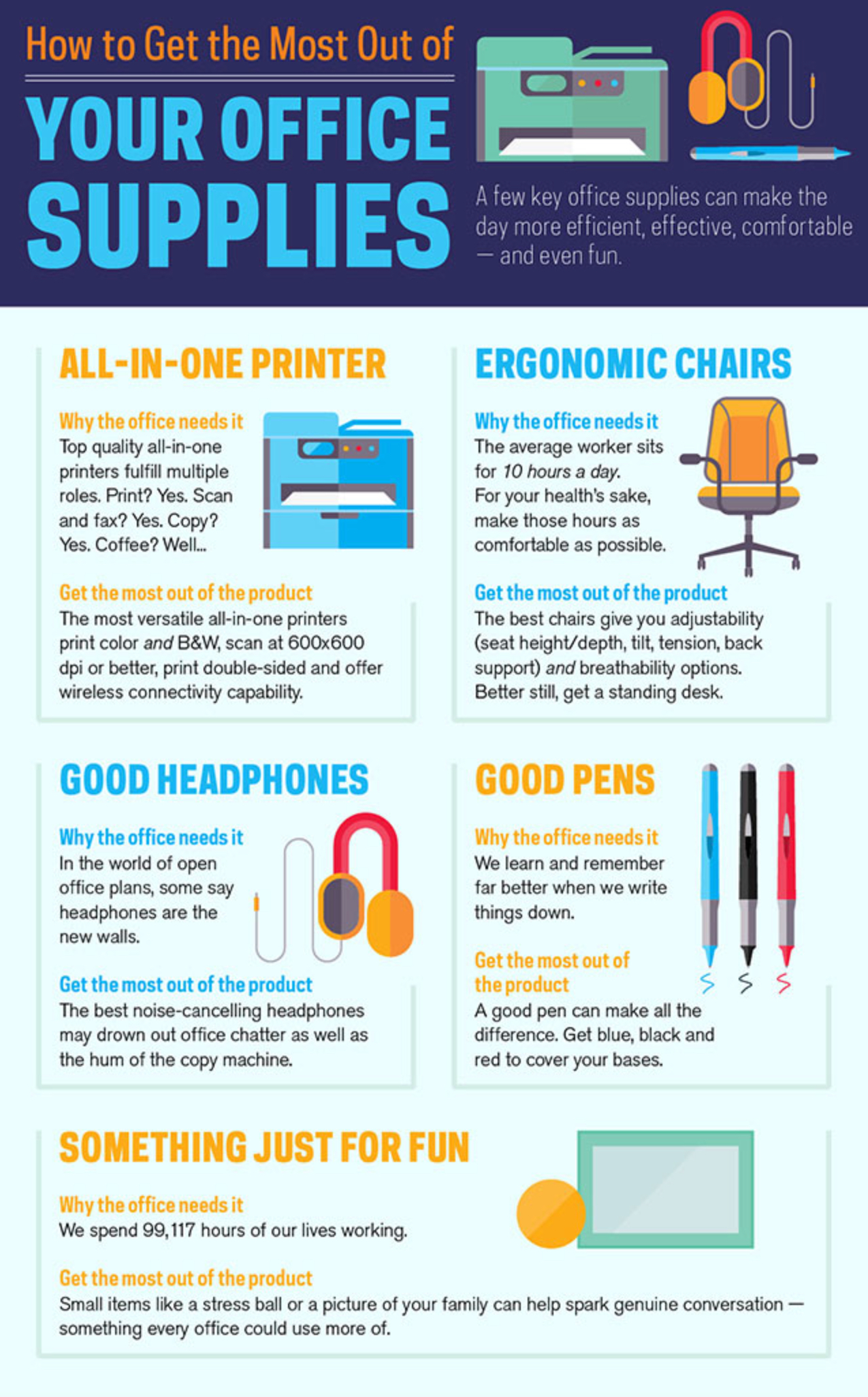 How To Get The Most Out Of Your Office Supplies?!